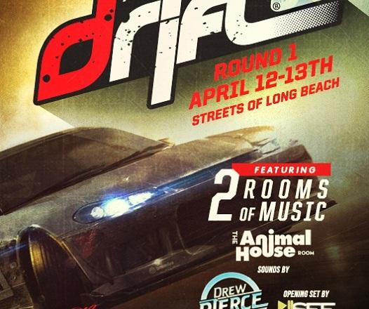 2013 Formula D Racing Pre-Party at Colony LA