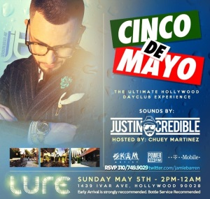 Cinco de Mayo Partybus to Lure Hollywood