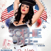 MDW 2013: Sophie Dee Hosts Eden Nightclub
