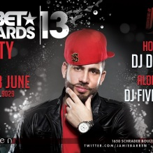 Dj Drama Hosts BET Awards Pre-Party