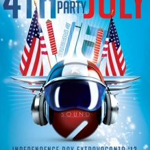 """Pre-4th July Celebration at Sound Nightclub"""