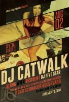 """""""Dj Catwalk at Eden Hollywood Fridays"""""""