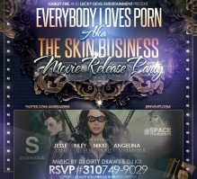"""Skin Business Movie Release Party at Supperclub"""