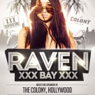 """Raven Bay Hosts Colony Nightclub"""