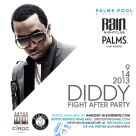 """""""Diddy Post-Fight Night Party Palms Vegas"""""""