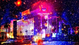 """W Hotel Hollywood"""
