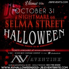 """AVnightclub Hollywood Halloween"""