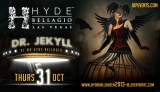 """Hyde Bellagio Vegas Halloween"""