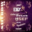 """y""""Dre Sinatra at Colony Nightclub flyer image"""""""