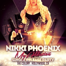 """Colony Hollywood Saturdays 2014 January 25 flyer 700x849"""