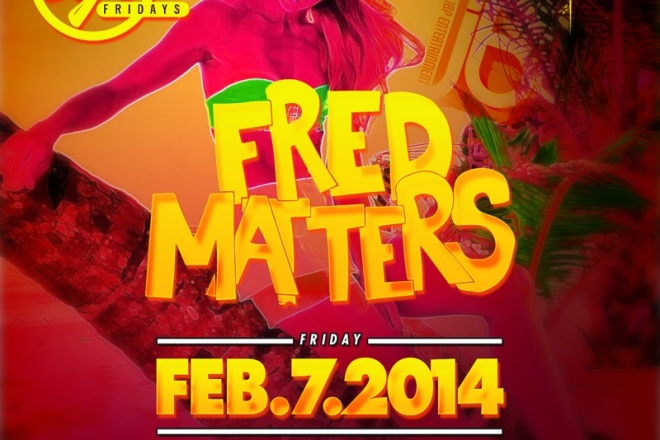 """Playhouse Nightclub Fridays 2014 February 7 flyer 800x800"""