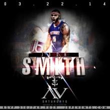 """Josh Smith and Detroit Pistons Host AV Nightclub 900x900"""