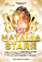 """Adult Star Natalia Starr Birthday at Tru Hollywood 700x1029"""