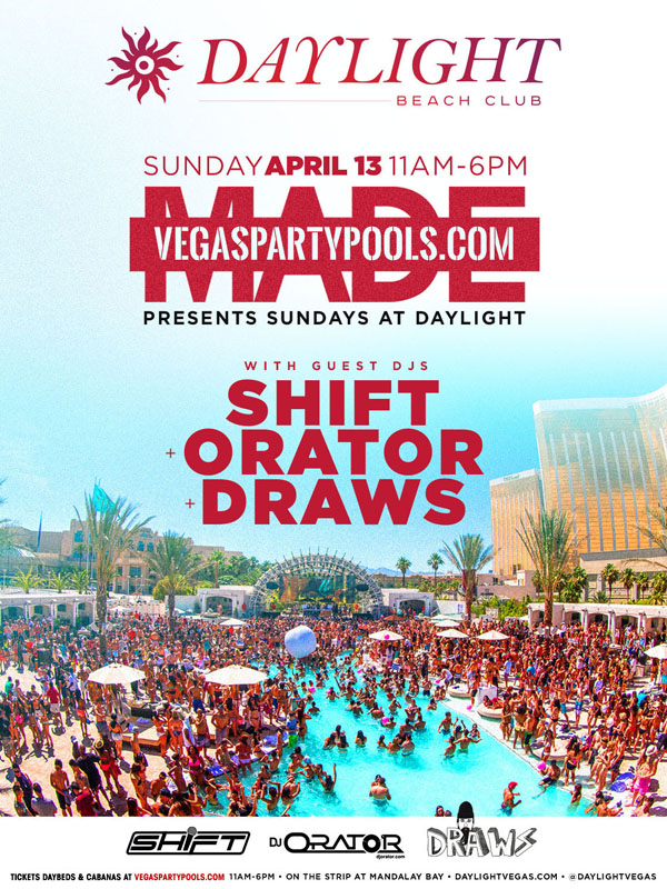 Daylight Beach Club opening day 2014