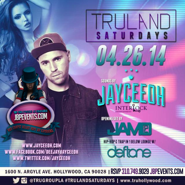 """FightMe Clothing Party Saturday Tru Hollywood"""