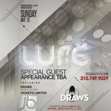 Lure Hollywood Memorial Day Weekend