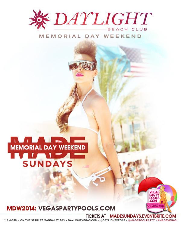 """Daylight Vegas 2014 MDW"""