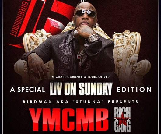 """Birdman aka ""Stunna"" Presents YMCMB 