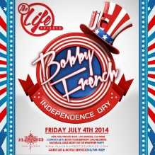 """July 4 at Playhouse Hollywood Nightclub"""