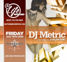 """Playhouse Hollywood Fridays 2014 July 18"""