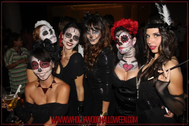 """W Hollywood 2014 Halloween"""