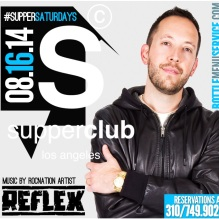 """Supperclub LA Saturdays 2014 August 16"""