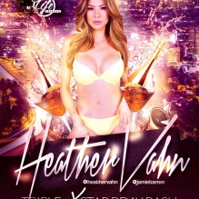 """Adult Star Heather Vahn Birthday at Playhouse"""