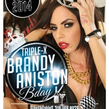 """Adult Star Brandy Aniston Birthday at Playhouse"""
