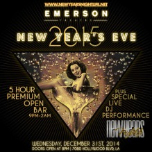 """Emerson Theatre New Years 2015"""