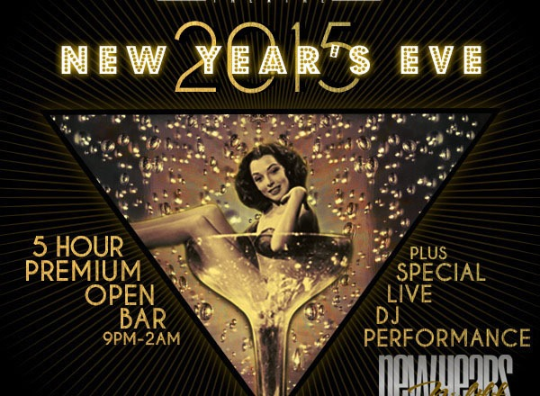 """""""Emerson Theatre New Years 2015"""""""