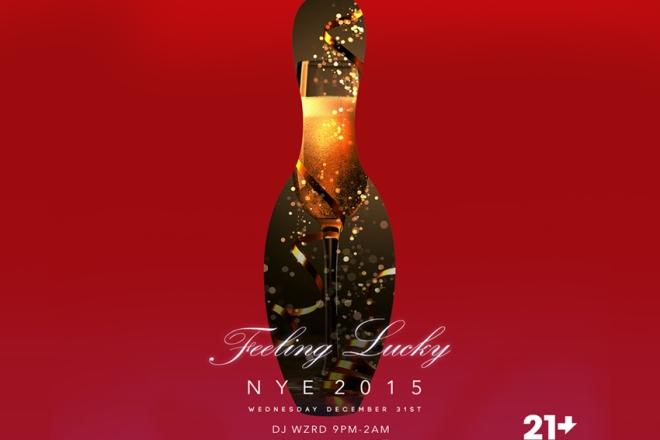 Lucky Strike LA Live 2015 New Years