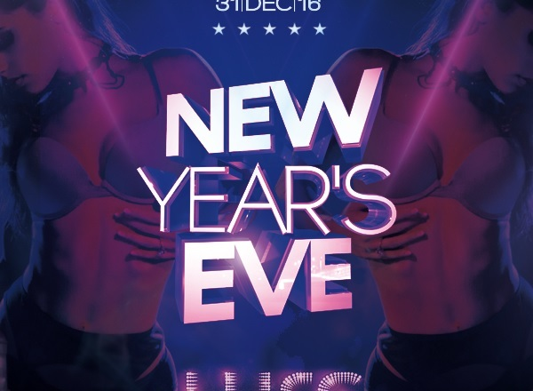 Lure Hollywood New Years Party