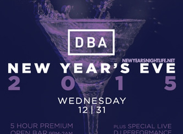 """DBA Hollywood New Years"""