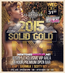 """Playhouse Nightclub New Years"""