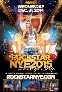 """Rockstar Las Vegas New Years"""