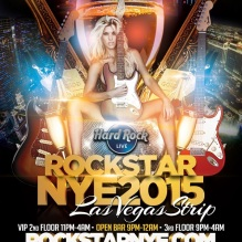 """Rockstar Las Vegas New Years"""