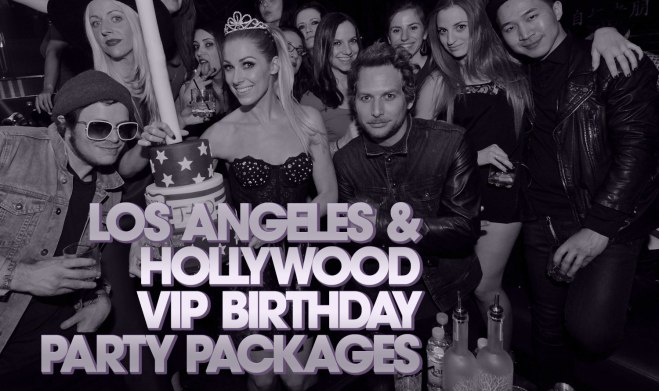 Birthday Club Package