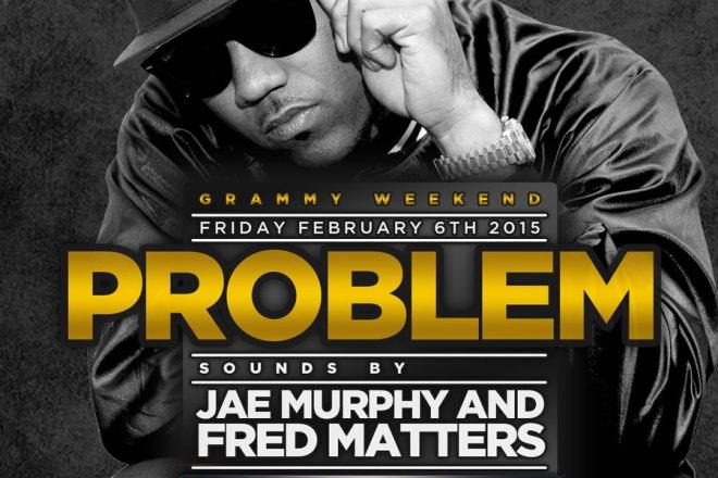 Grammy Weekend Celebration with Problem