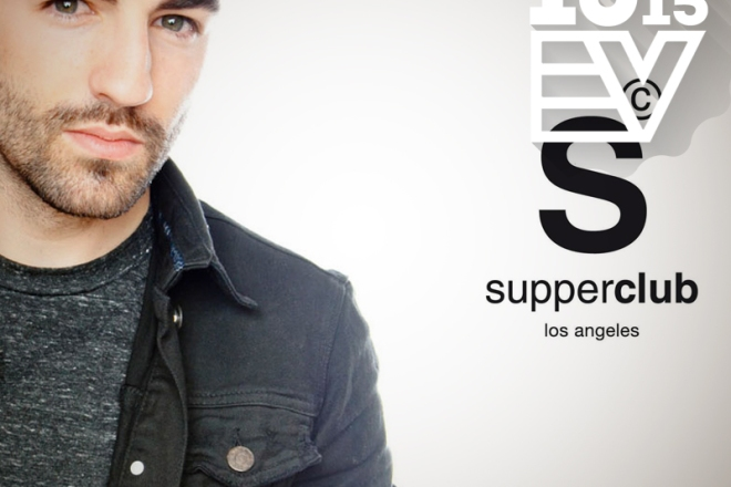 Supperclub Friday 13th March 2015