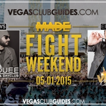 Fight Weekend 2015 Marquee D-Lux