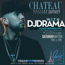 Chateau Las Vegas Day Party Fight Weekend