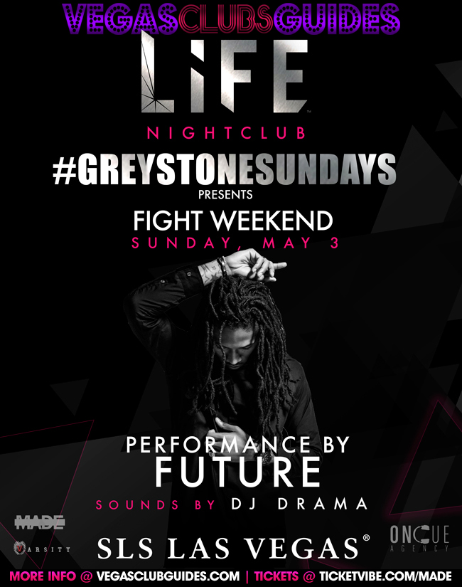 Vegas Fight Weekend 2015 Future Performs