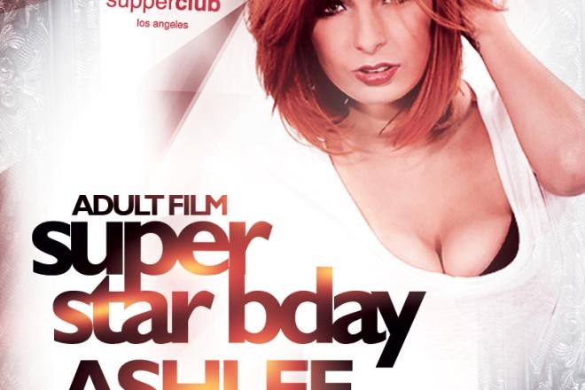 Ashlee Graham Birthday Supperclub LA