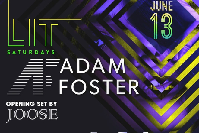 Lure Nightclub Saturday June13