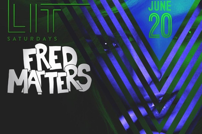 Lure Saturdays 2015 June 20 with Fred Matters
