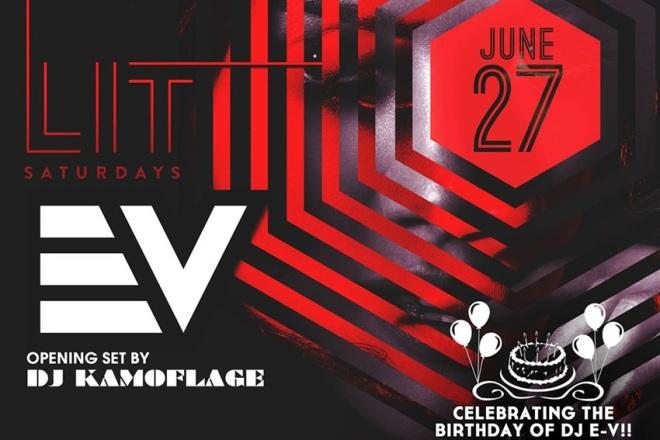 Lure Nightclub Saturday June 27