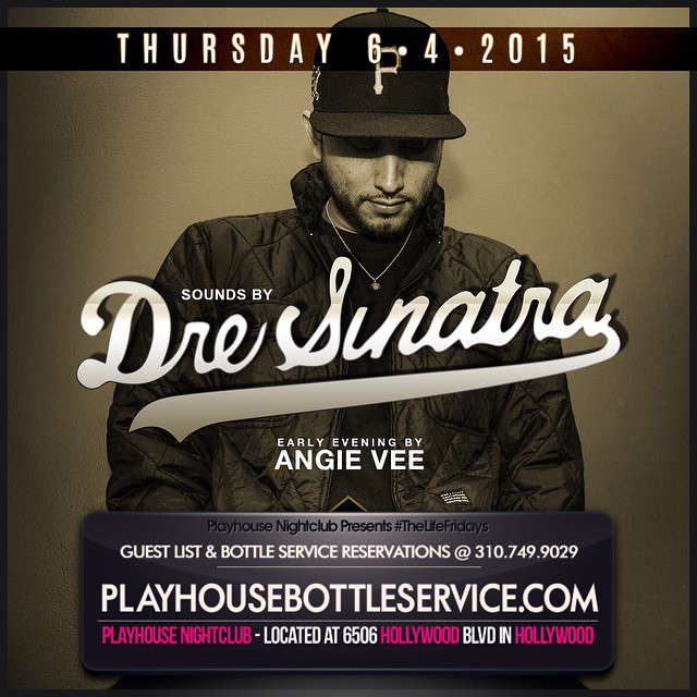 Playhouse Nightclub Thursday 2015 June 4
