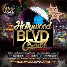 LA VIP Club Tour Friday July 24