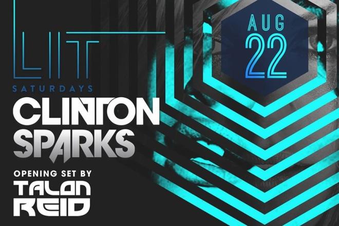 Lure Nightclub Saturday August 22