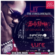 Busta Rhymes Performance VMAs Party Lure